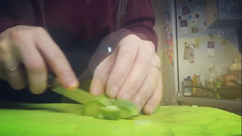 Стеклянная лапша с овощами Вок/Wok