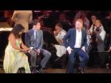 Vanessa Williams, Jonathan Groff, Jesse Tyler Ferguson - Franklin Shepard Inc