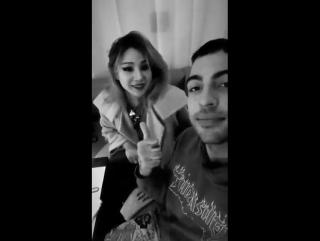 [Instagram story] 171111 Мэтт (стилист CL)