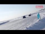 Komcity Новости — Дрифт на Набережной, 03.02.18