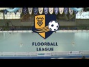Финал Лиги Флорбола -2017. Атлетик - Шторм - 4:3 ОТ Обзор