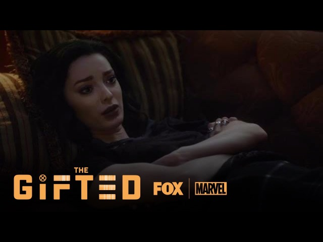 Lorna Confronts Eclipse About His Ex   Season 1 Ep. 8   THE GIFTED