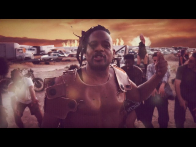 Open Mike Eagle - Happy Wasteland Day | Official Video