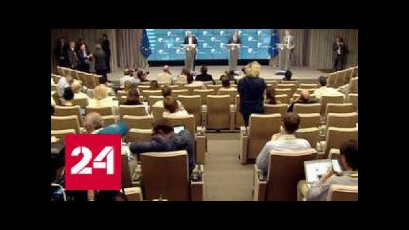 Борьба с терроризмом, санкции против РФ и Brexit - главные темы саммита ЕС