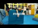 Факультативное занятие по акробатике DENDÊ CAPOEIRA КАПОЭЙРА ХАРЬКОВ