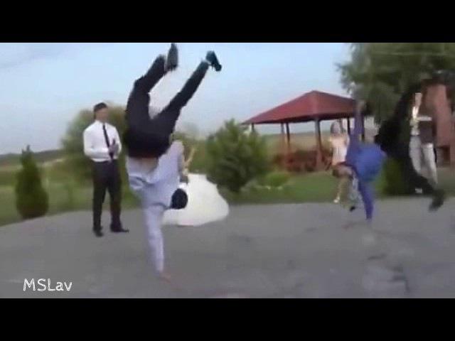 Жених танцует всё что угодно - никто не ожидал увидеть такое