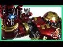 Hot Toys Hulkbuster Iron Man Mark 44 1/6 review MMS285