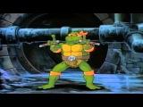 Черепашки ниндзя Teenage Mutant Ninja Turtles English Заставка Заставки Intro Intros Opening