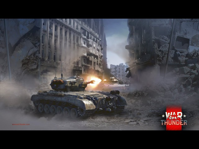 War Thunder Cinematic | M26 Pershing | М26 Першинг