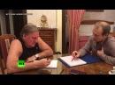 Жерар Депардье осваивает русский язык