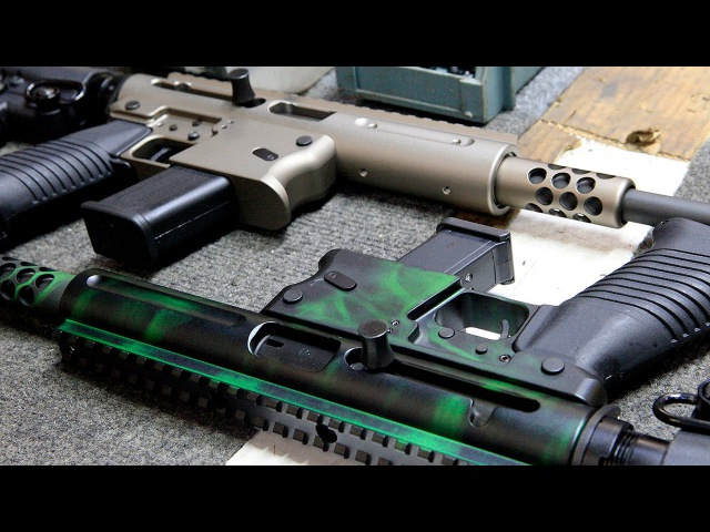 TNW Firearms Aero Survival Rifle (ASR) with Tim Bero