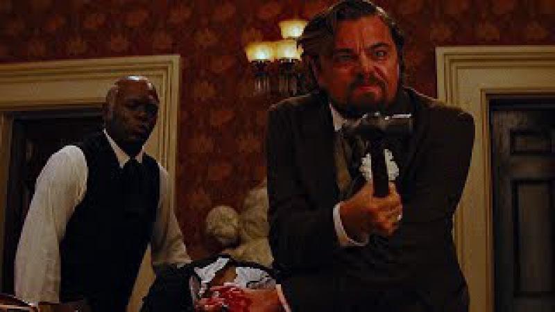 Кэнди заставляет купить Брунхильду за 12 000 $. Джанго освобождённый. 2012.