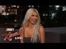 Guest Host Jennifer Lawrence Interviews Kim Kardashian West