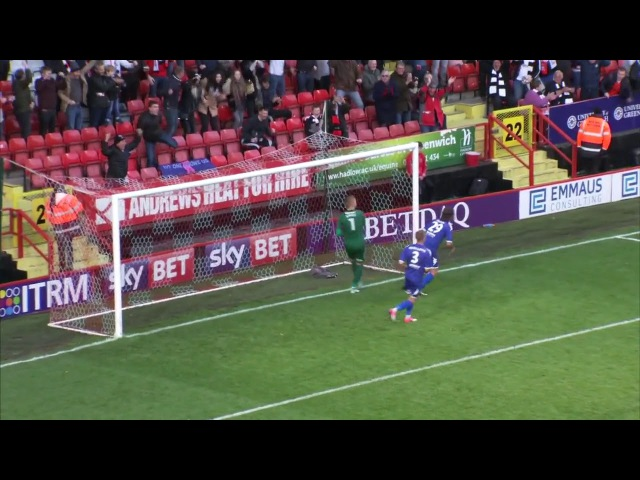 Charlton Athletic FC 3 - 1 Truro City FC | Highlights | The Emirates FA Cup 2017/18