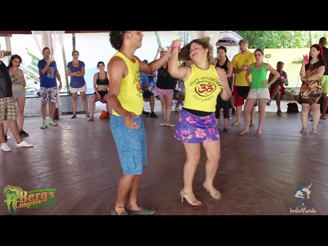 Baila Mundo - Isaac Lopes e Olivia Cristina (Berg's Congress 2017)