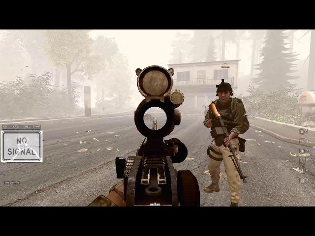 [ARMA3 RP] Madness in Esseker - Группа Бета [3 эпизод]
