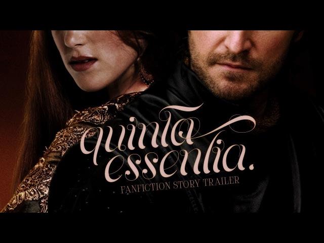 Quinta essentia x fanfiction story trailer