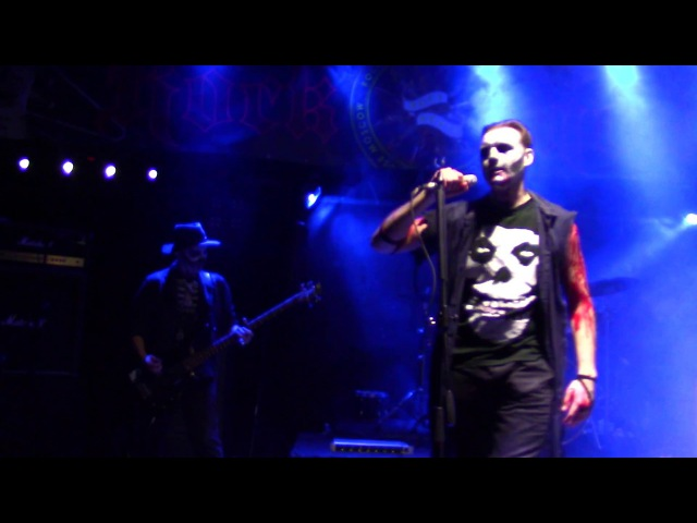 Molly Fancher @ HORROR PUNK FESTIVAL 09.09.2017, Moscow, Rock House [1]