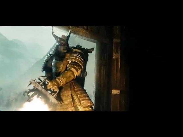 Babydoll Samurai Fight Scene - Sucker Punch-(2011) Movie Clip HD