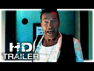 KILLING GUNTHER Trailer #1 NEW (2017) Arnold Schwarzenegger Action Comedy Movie HD