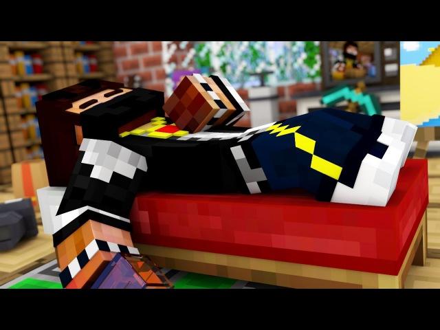 ПОСТРОИЛ ДОМ НА ДЕРЕВЕ! 28 [ХОЛОСТЯК] - Minecraft