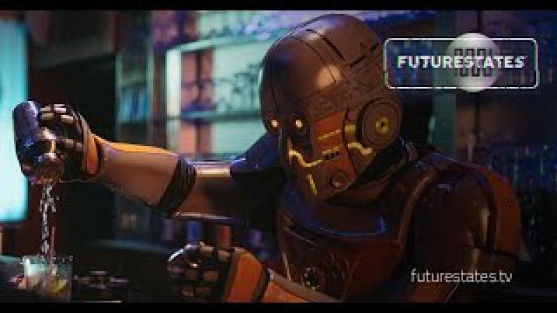 FUTURESTATES A Robot Walks Into a Bar Episode ITVS