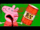 ?☢Прикол! Свинка Пепа и Ядерные отходы +16