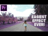 The Most EPIC & Easiest Effect Ever! (Premiere Pro CC 2017)