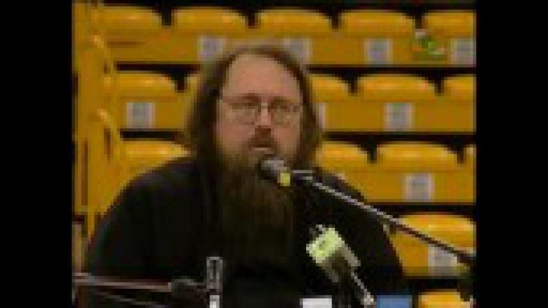 Как объяснить, что Троица - единый Бог? Андрей Кураев