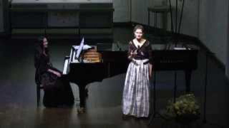 Ольга Сахарова. Ave Maria. меццо-сопрано