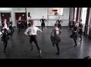 3 курс. Румынский танец. Педагог А.А.Скрынников.