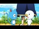 Хвост Феи Плач Дракона фильм второй Fairy Tail Dragon Cry