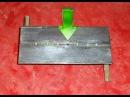 Приспособление для изготовление заклепок из мягких металлов.