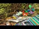 Пули против LEGO! Разрушительное ранчо Перевод Zёбры