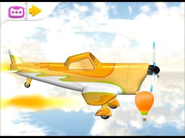 ✈️Mon Petit Avion✈️: dessin animé éducatif en français pour les enfants. Jeu de construction