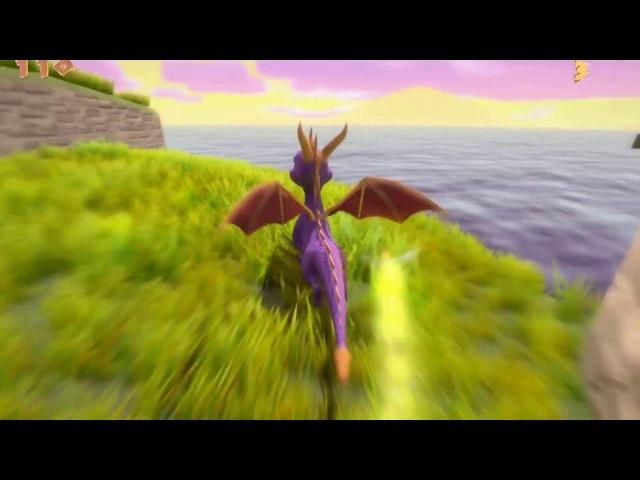 Spyro the Dragon - Remasterisé