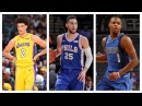 Best of Lonzo Ball, Ben Simmons, Dennis Smith Jr., and More Rookies from the 2017 Preseason #NBANews #NBA