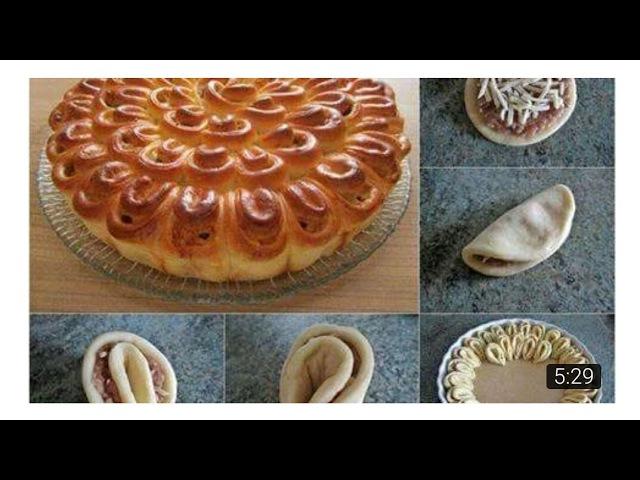 تحضير معجنات بطريقة هائلة -how to make best pastry