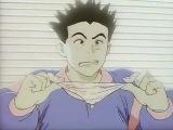 Трусики. Момент из аниме Ай - девyшка с кассеты. Video Girl Ai 1992