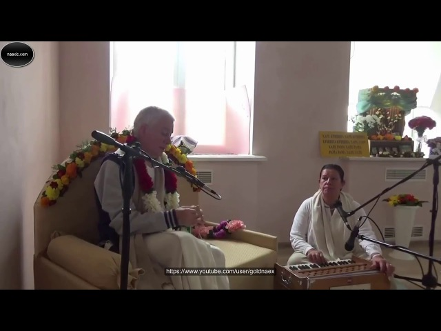 Чайтанья Чандра Чаран Дас (Александр Хакимов) - Радхаштами. Милость Шримати Радх ...