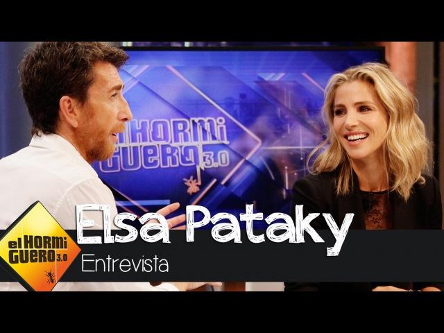 Elsa Pataky Las braguitas son una de las prendas que más perdemos las mujeres El Hormiguero 3 0