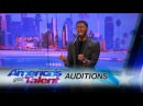 "Johnny Manuel: Guy Covers Whitney Houston's ""I Have Nothing"" - America's Got Talent 2017"