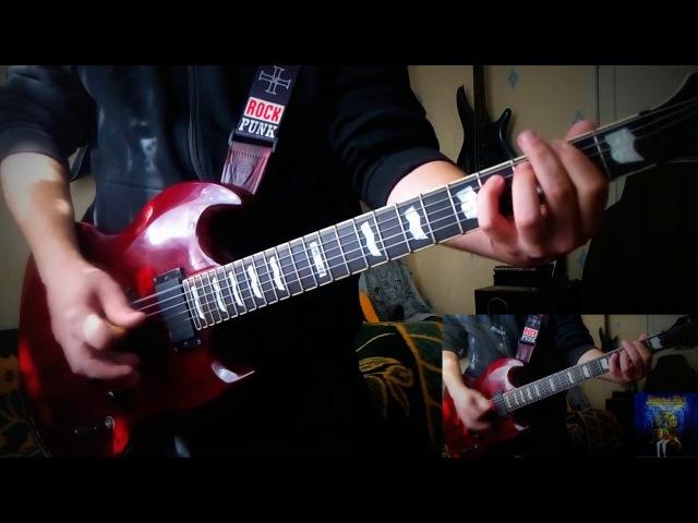 Король и Шут - Задира и Солдат (Guitar Cover instrumental)