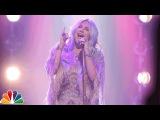 Kesha Returns to Late Night TV with