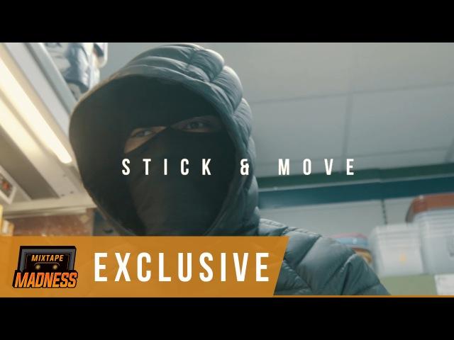 (BSIDE) 30 x BUCKFIDDY x DIZZ - Stick Move (Music Video)   @MixtapeMadness (4K)