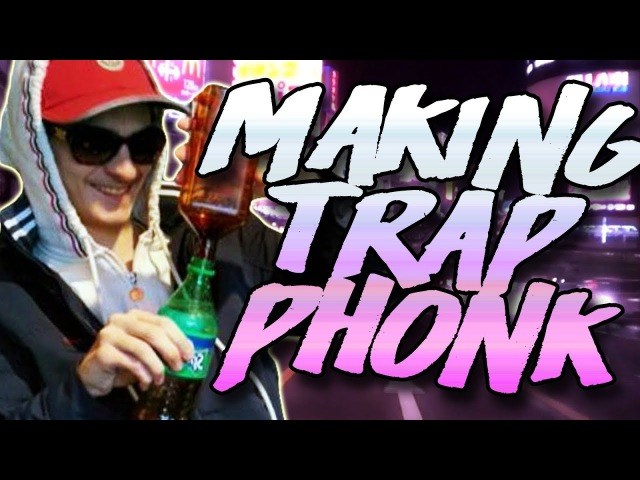 TRAPPIN IN JAPAN TUTORIAL HOW TO MAKE PHONK IN FL STUDIO MAKING AESTHETIC TRAP OR SOMETHING ☯