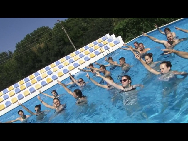 """""""Ю энд Ми"""" - танцуют воспитатели 3-го потока 2017 г."""