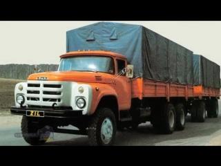 Редкие грузовые автомобили СССР ЗиЛ 130 Опытный обзор, история, характеристики 2
