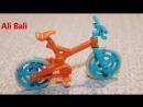 BMX Велосипеды Сюрпризы шоколадных яиц сюрпризов Киндер сюрпризы видео