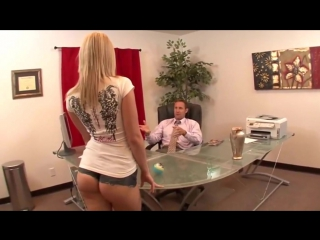 Beautiful World - Sexy Blonde Maid Sucking Dick HD Alexis Texas